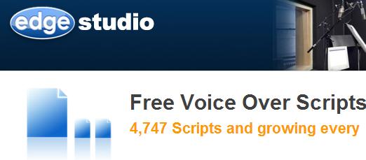 Edge Studio Scripts Offer
