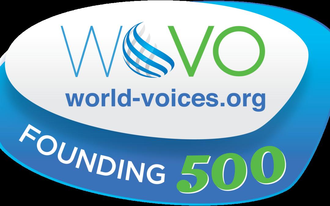WOVO's Founding 500