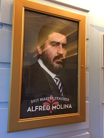 An Evening at Ten Chimneys Featuring Actor Alfred Molina
